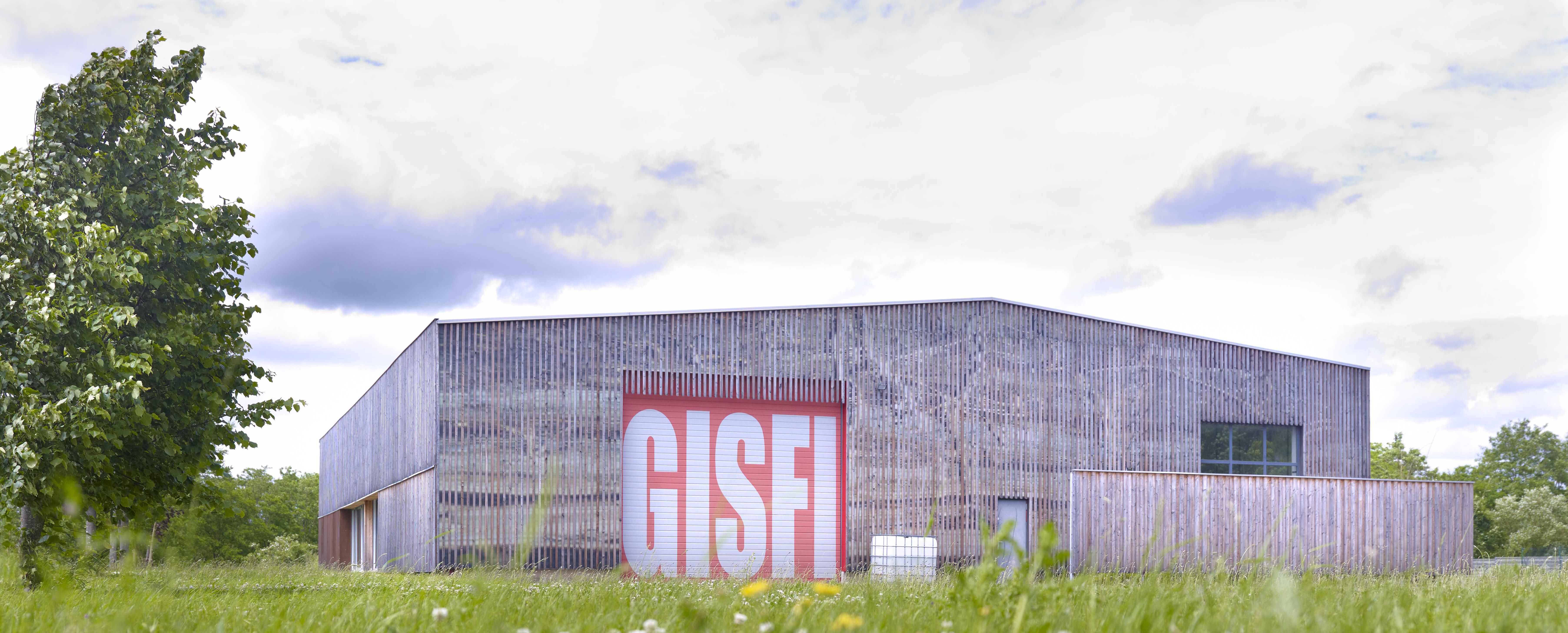Station experimentale du GISFI _ Homécourt _ Meurthe et Moselle